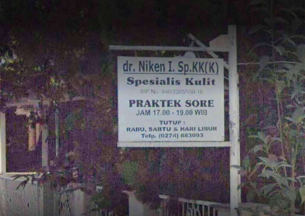 Dokter Niken Indrastuti Spesialis Kulit Di Yogyakarta